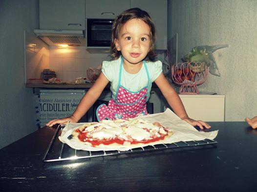Les mercredis de LIlou: ce soir c'est Pizza