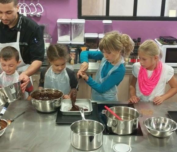 Atelier enfant: les brownies!!!