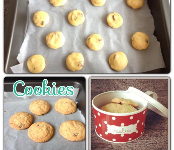 Démonstration cookies du dimanche 13 septembre