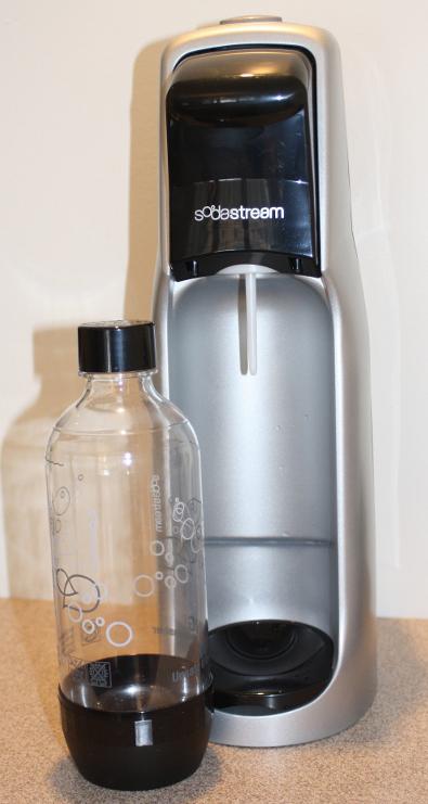 J'ai testé pour vous la machine à Soda Jet Titan de Sodastream