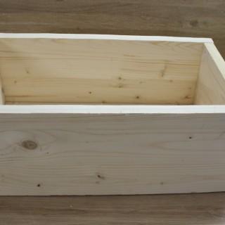 une bo te en bois sur mesure et avec un joli masking tape blog z dio. Black Bedroom Furniture Sets. Home Design Ideas