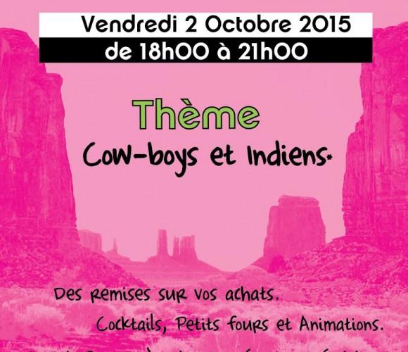 Vente Privée Zôdio Gennevilliers le 2 octobre 2015 !!!