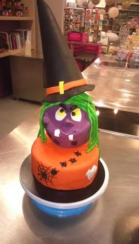 Halloween débarque dans votre rayon pâtisserie !!!!!!!!
