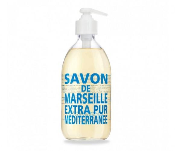 J'ai testé pour vous  Le savon liquide extra pur Méditerranée de Compagnie de provence