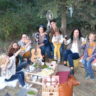 Vente Privée du vendredi 2 octobre de 18h à 21h : Rendez vous pour un pique nique dans les bois...