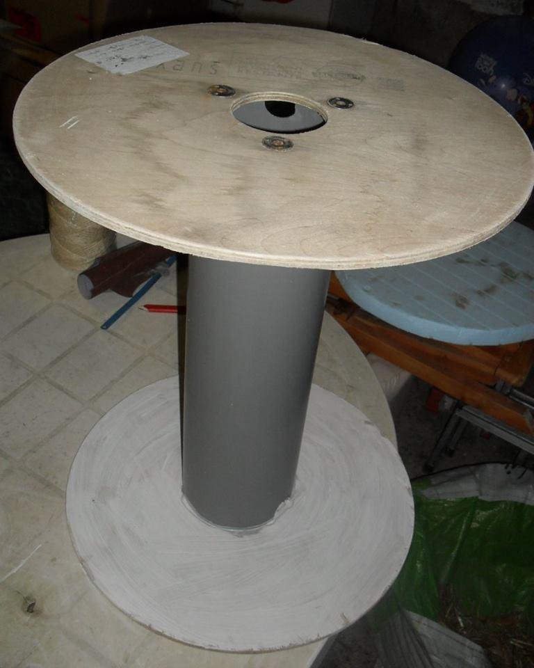 quand le touret devient arbre chat blog z dio. Black Bedroom Furniture Sets. Home Design Ideas
