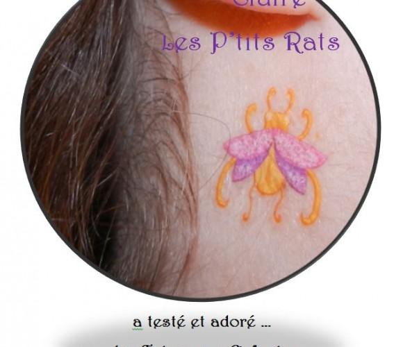 05 – Détournement des tatouages enfants…. (Juin 2015)