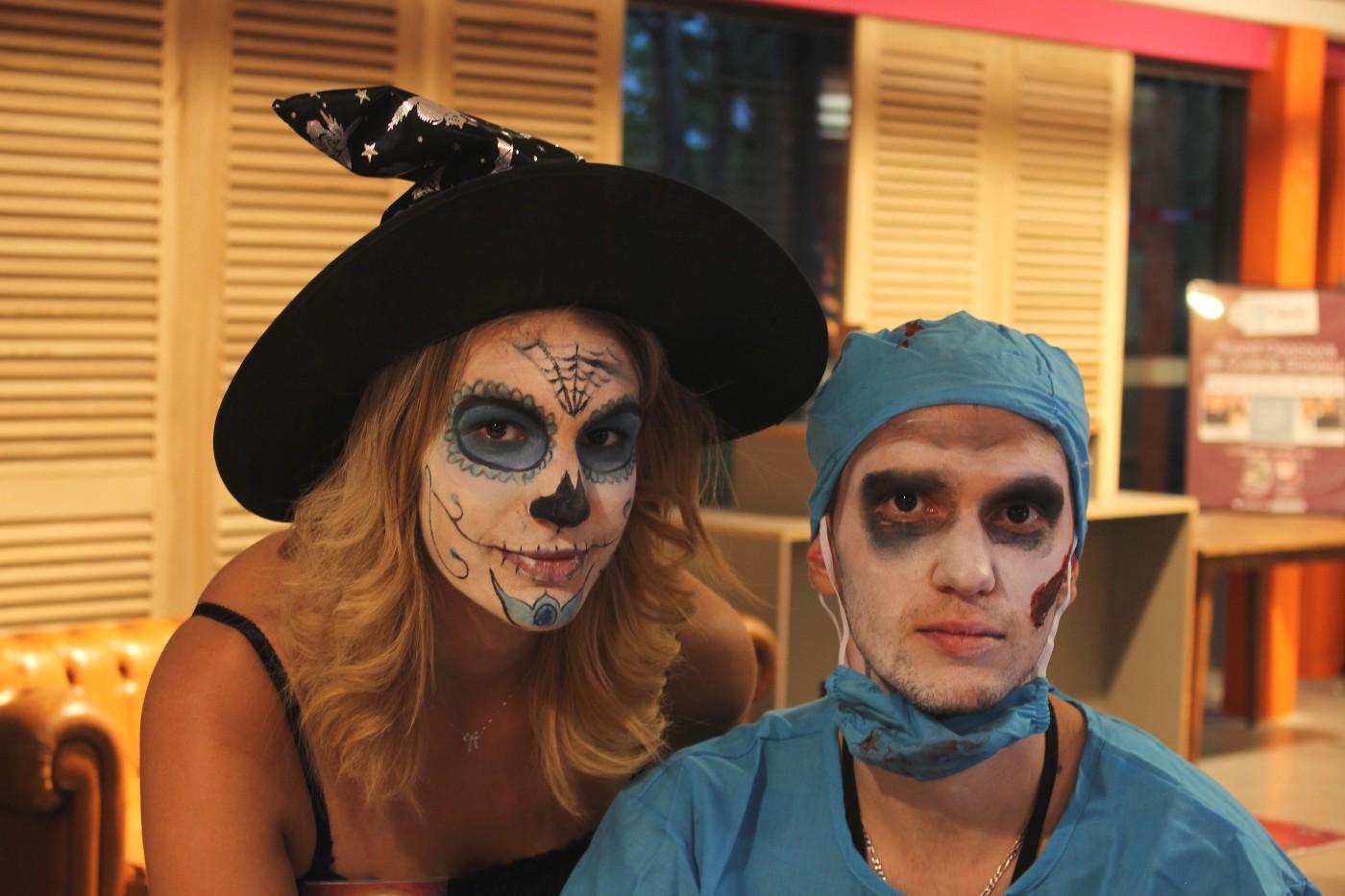 Halloween: 31 Octobre 2015  15h 17h