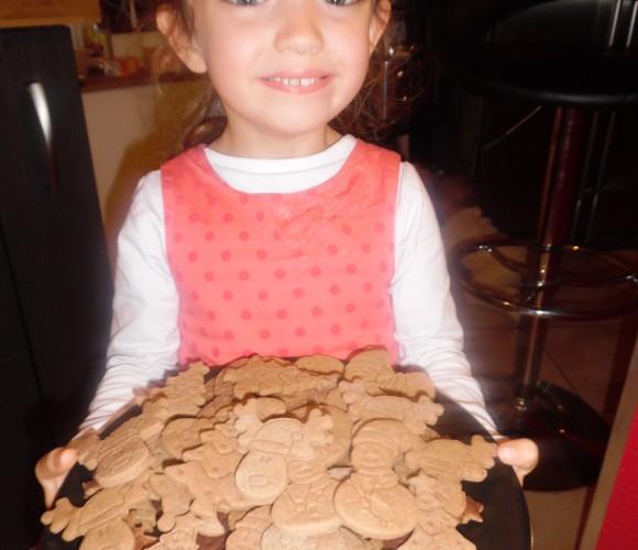 J'ai testé pour vous … le kit «Je fais mes biscuits de Noël» Scrapcooking