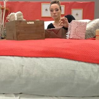Linge de lit en flanelle