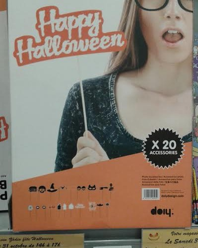 Photobooth Halloween !