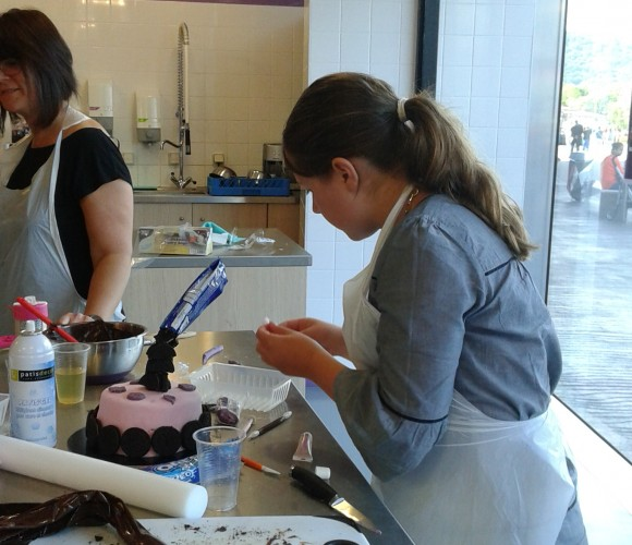 Atelier Parents/Enfants sur le thème «Gravity Cake»