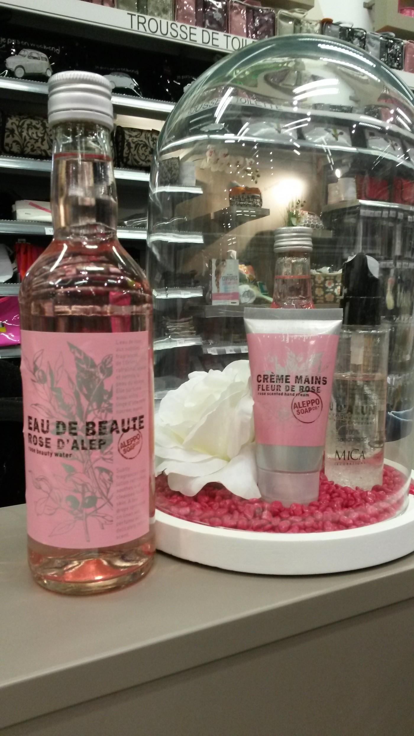 Eau de Beauté Rose D'Alep !!!!!