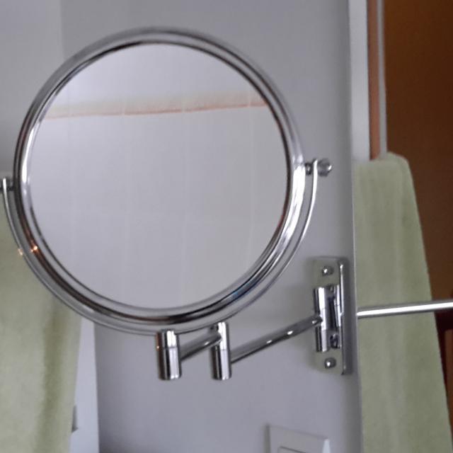 J 39 ai test pour vous le miroir double face grossissant for Miroir zodio