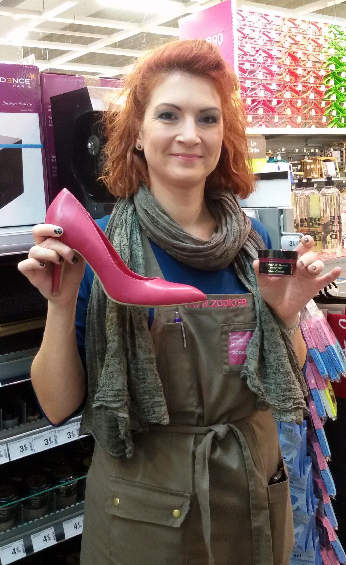 range chaussure zodio