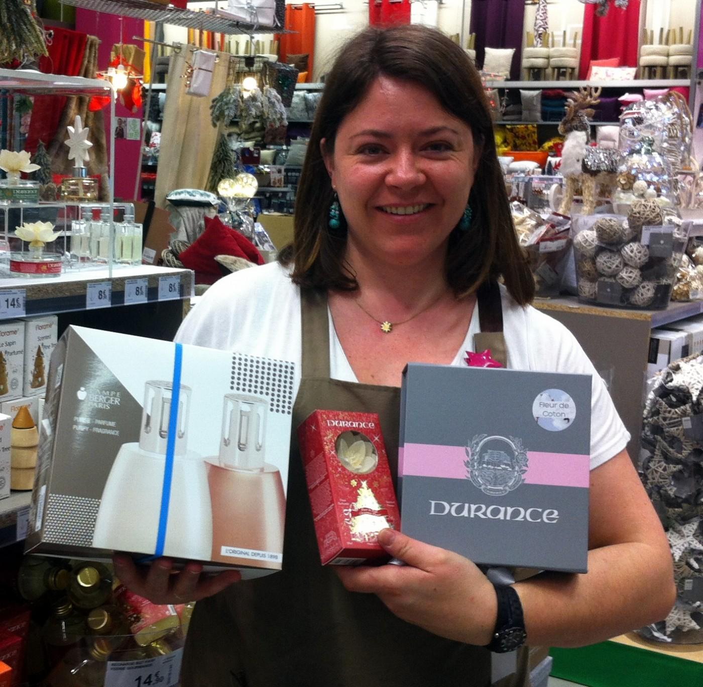 Des cadeaux parfumés sous le sapin !