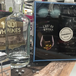 J'ai choisi pour mon frère le coffret l'art du whisky