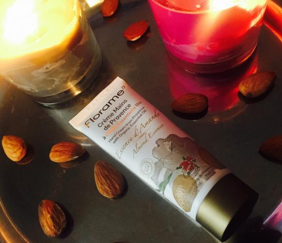 J'ai testé pour vous : la «Crème Mains de Provence» à l'amande de chez Florame ! ?