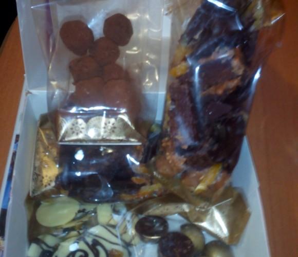J'ai testé pour vous le cours «chocolat show» avec Geoffroy