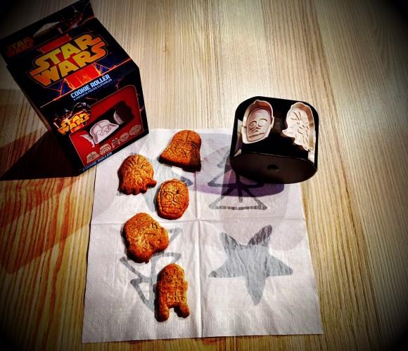 Sablés de Noël Star Wars, que la gourmandise soit avec vous !