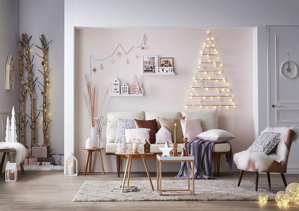 arbre de no l lumineux blog z dio. Black Bedroom Furniture Sets. Home Design Ideas