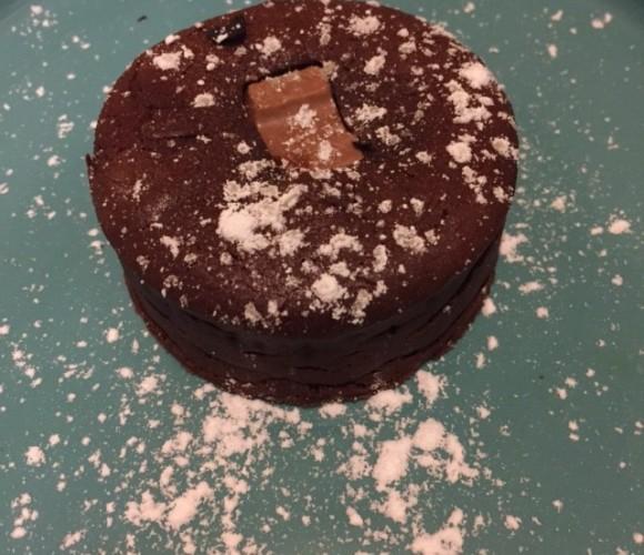 Recette : Le vrai mi-cuit au chocolat