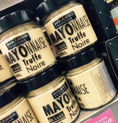 J'ai testé pour vous la Mayonnaise à la truffe noire