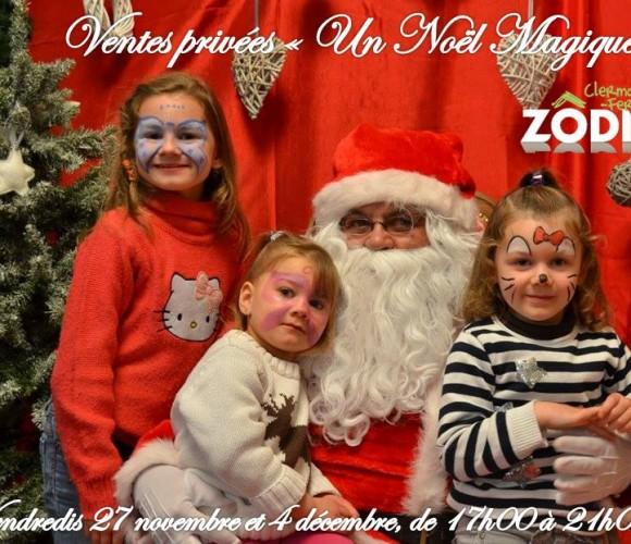 VENTES PRIVEES «Un Noël Magique» des vendredis 27 novembre et 4 décembre de 17h à 21h