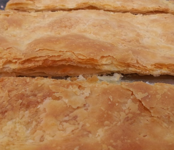 Mille-feuille à Zodio