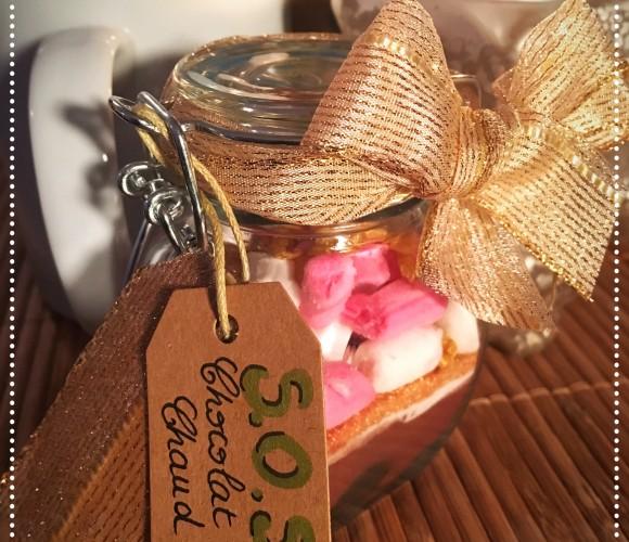 Mon Kit  «S.O.S. Chocolat Chaud» DIY