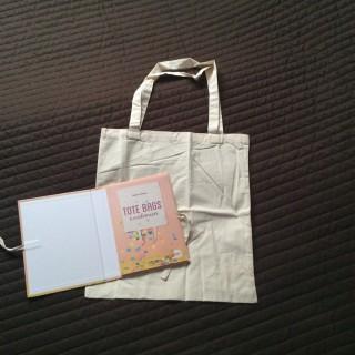 J'ai testé pour vous le Kit Tote Bags à customiser