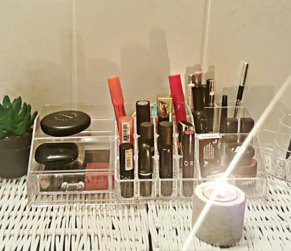 Mon glossy rangement «Make up»