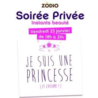 VENTE PRIVEE PRINCE ET PRINCESSE DU MONDE   LE VENDREDI 22 JANVIER 2016