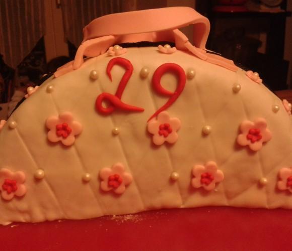 Mon gâteau «Sac»