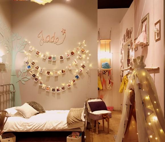 Une nouvelle chambre de petite fille dans votre maison chez Zodio !