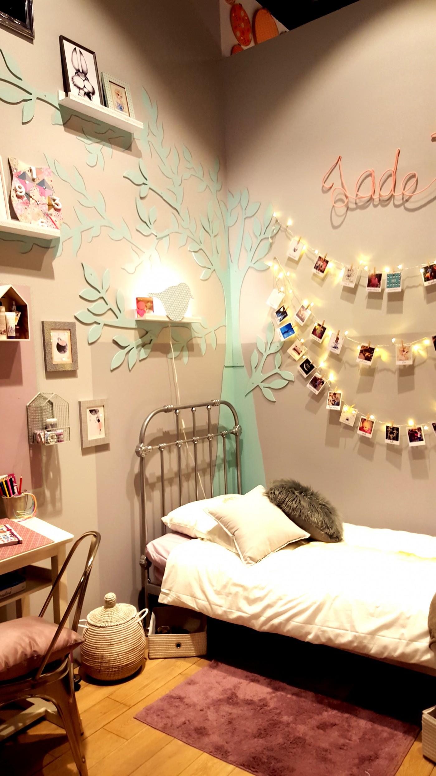 Une nouvelle chambre de petite fille dans votre maison chez Zodio Blog Zôdio
