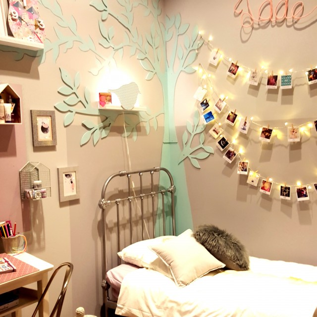 une nouvelle chambre de petite fille dans votre maison. Black Bedroom Furniture Sets. Home Design Ideas