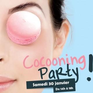 A vos agendas !!! La Cocooning Party c'est le Samedi 30 janvier dans votre magasin Zôdio de Rosny...