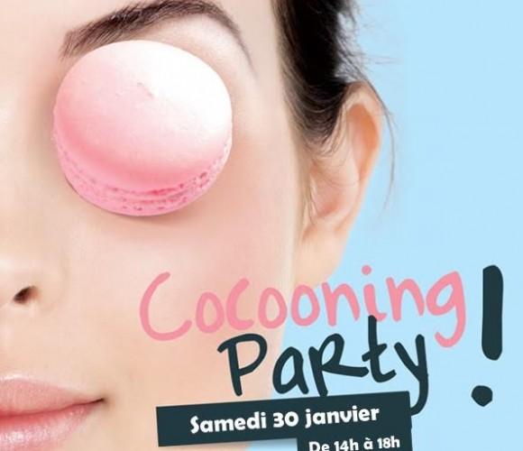 A vos agendas !!! La Cocooning Party c'est le Samedi 30 janvier dans votre magasin Zôdio de Rosny…