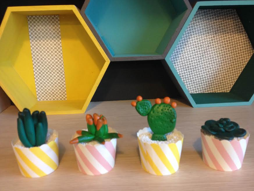petites plantes grasses en p te fimo blog z dio. Black Bedroom Furniture Sets. Home Design Ideas
