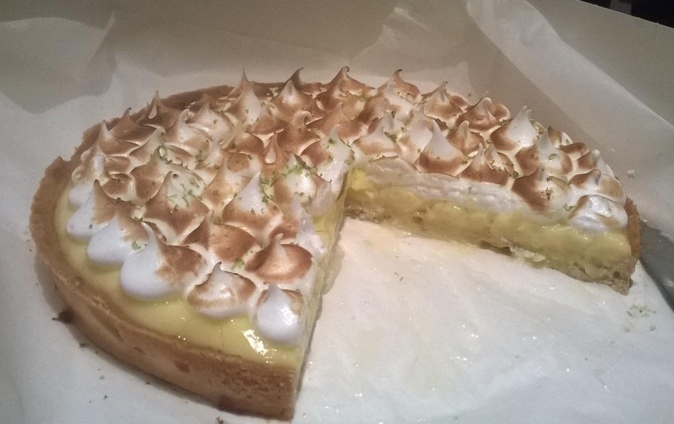 Atelier tarte au citron meringu e avec florent blog z dio - Zodio chambourcy atelier cuisine ...