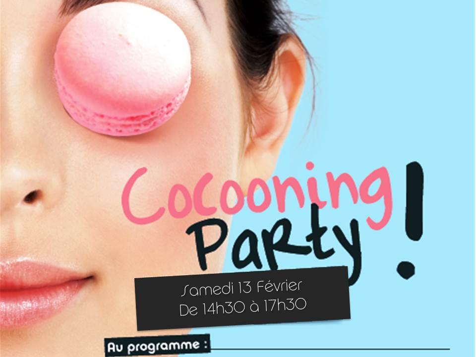 Cocooning party chez Zôdio Gennevilliers, le samedi 13 février de 14h30 à 17h30 !