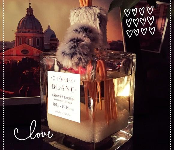 Givre Blanc : mon coup de Cœur parfumé de l'hiver (s'il vient un jour!)