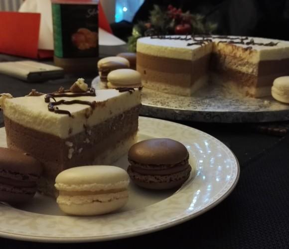 1er Bavarois pour mon 1er gâteau d'anniversaire