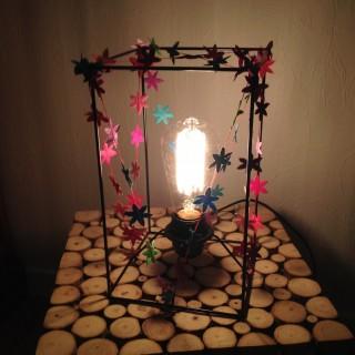 J'ai testé pour vous la fabrication de ma lampe de table