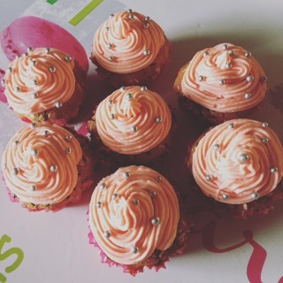 Mes cupcakes !