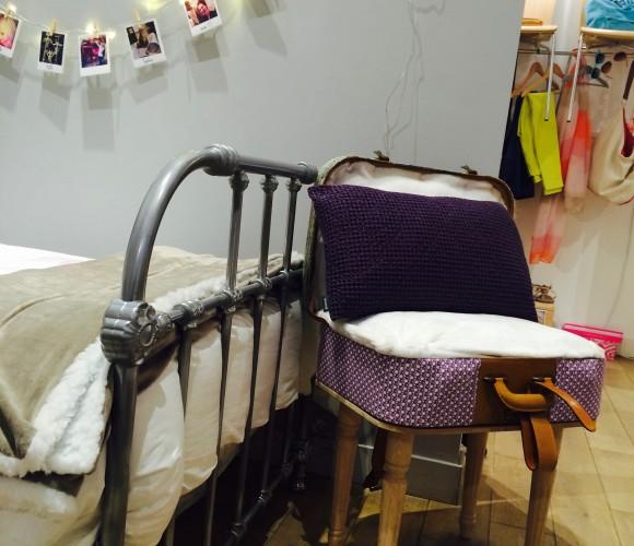 DIY: Petit fauteuil vintage et girly!!