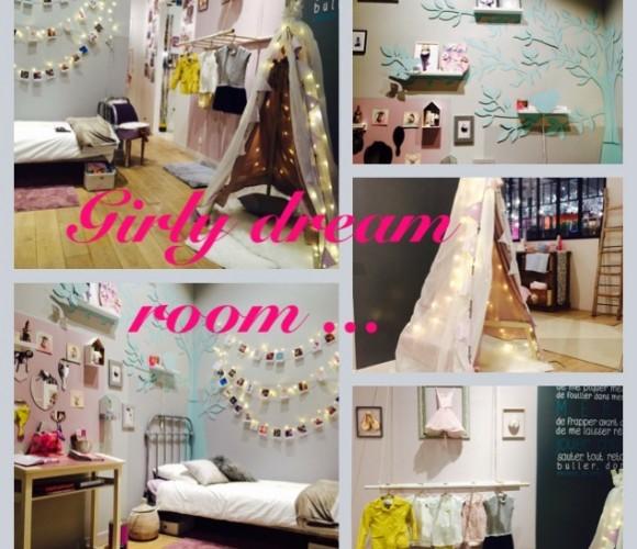 Ma chambre Girly !