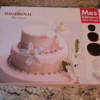 """J'ai testé pour vous mes Gâteaux Cake Dising de chez """"DAUDIGNAC"""""""