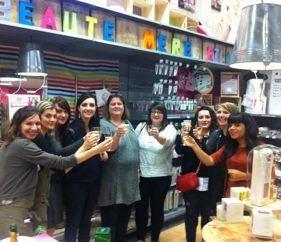Mon après midi chez Zodio Clermont Ferrand pour la préparation Cocooning party avec les Blogueuses